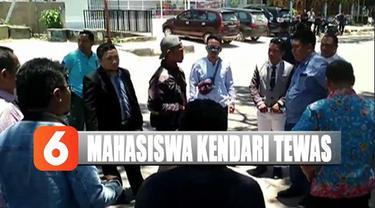 Propam Mabes Polri juga memeriksa enam anggota kepolisian yang terbukti membawa senjata api saat pengamanan aksi unjuk rasa.