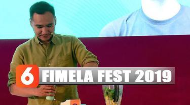 Ajang Fimela Fest 2019 rencananya ditutup Minggu malam dengan kehadiran sejumlah artis.