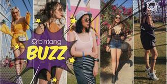 Tak hanya Nia Ramadhani, ini 5 gaya seleb tanah air hadiri Coachella fest.