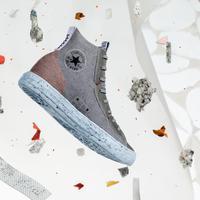 Chuck Taylor All Star Crater jadi sneakers Converse yang ramah lingkungan (Foto: Converse)