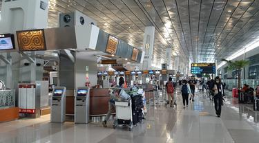 Bandara Internasional Soekarno Hatta (Soetta)