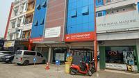 Kantor Pusat Non Operasional (KPNO) Bank Banten Kota Serang, Banten. (Yandhi Deslatama/Liputan6.com)