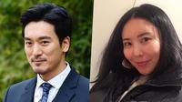 Aktor Kim Min Joon dan kakak G-Dragon, Dami Kwon (Soompi)