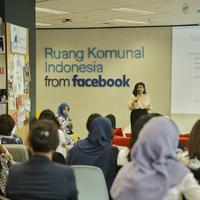 Komunitas Single Mom Indonesia mendorong ibu tunggal untuk bisa kembali bangkit.  (Fotografer: Nurwahyunan)