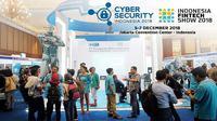 Tarsus Indonesia gelar Cyber Security Indonesia 2018 dan Indonesia Fintech Show 2018. (Foto: Tarsus Indonesia)