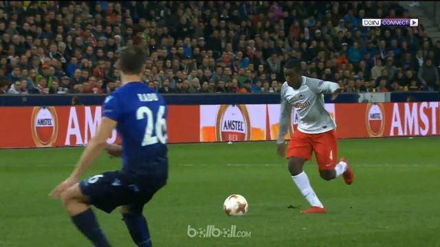 RB Salzburg membalikkan ketinggalan di leg pertama perempat final Liga Europa saat bertemu Lazio dan mengalahkan sang wakil Italia...