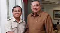 Partai Gerindra dikabarkan bakal berkoalisi dengan Partai Demokrat.