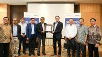 Perusahaan global penyedia perangkat lunak berbasis cloud Ramco Systems menggandeng PT. Cipta Krida Bahari (CKB Logistics) dalam mengimplementasikan digitalisasi logistik di Indonesia. (Foto: Ramco Systems)
