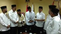 PKS mendukung Saifullah Yusuf atau Gus Ipul di Pilkada Jatim.