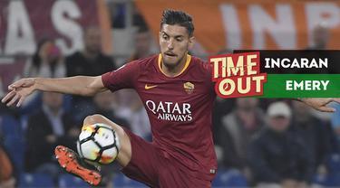 Berita video Time Out kali ini tentang pemain incaran pertama manajer Unai Emery untuk Arsenal, yaitu Lorenzo Pellegrini dari AS Roma.