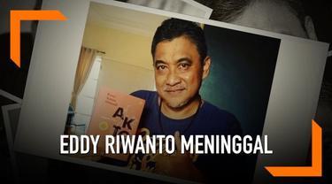 Kabar duka dari dunia hiburan Indonesia. Aktor senior Eddy Riwanto meninggal dunia di lokasi syuting, kawasan Cibubur, Jakarta Timur sekitar pukul 16.30 WIB. Dalam sinetron Cinta Suci produksi Sinemart yang sedang tayang di SCTV setiap malam, almarhu...