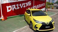 Toyota Yaris resmi meluncur di Indonesia