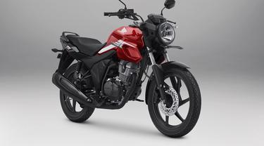 New Honda CB150 Verza