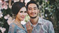 Syahnaz Sadiqah dan Jeje Govinda (Instagram ade_nurulianto)