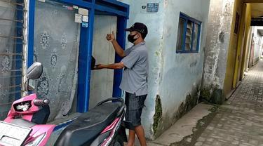 Warga Bantu Warga, Dapur Umum Swadaya Dukung Pasien Isoman Covid-19 di Malang