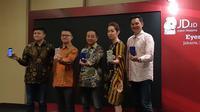 Peluncuran Meizu M6 di Indonesia. Liputan6.com/Agustinus Mario Damar