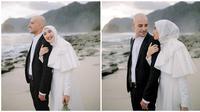 Prewedding Riza Shahab dan Sonia Alattas. (Sumber: Instagram/ estoria_photography)