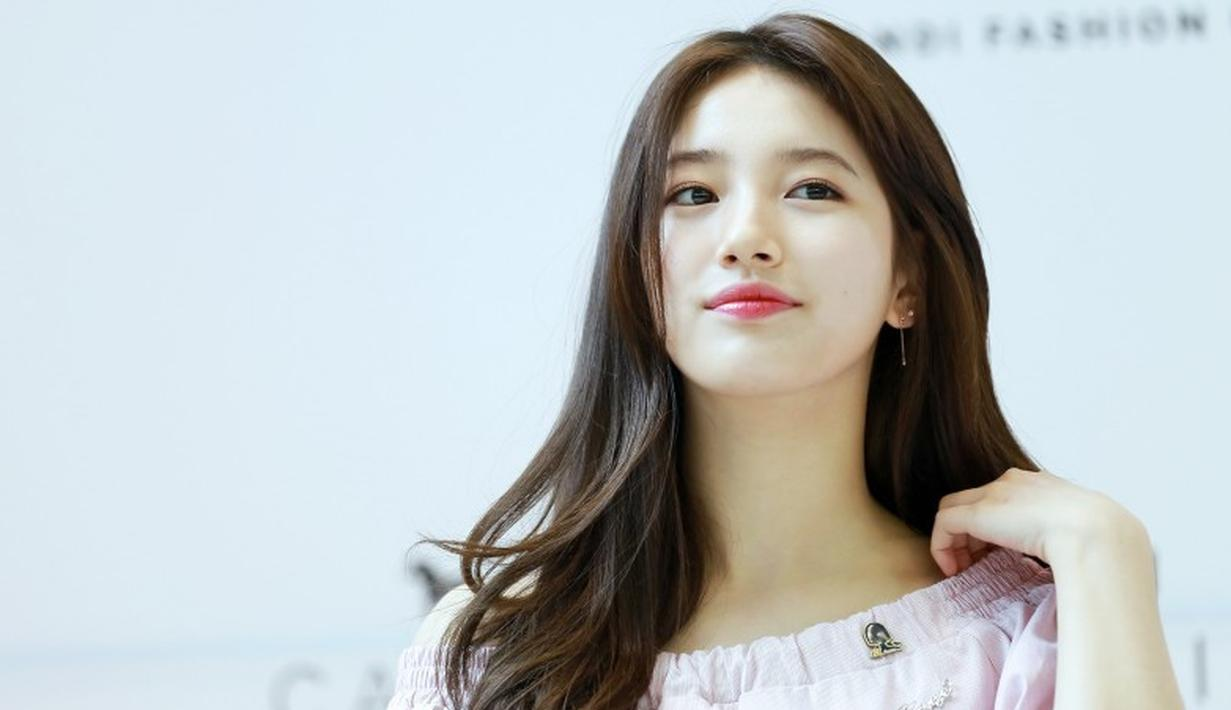 Sebelum debut dengan Miss A, Suzy hanya menjalani masa trainee selama 6 bulan. Meskipun demikian, ia menjadi salah satu idol yang populer. (Foto: soompi.com)