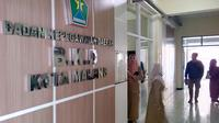 Kantor Badan Kepegawaian Daerah Kota Malang (Liputan6.com/Zainul Arifin)