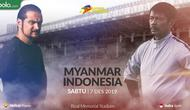 Sea Games 2019 - Sepak Bola - Myanmar Vs Indonesia - Duel Pelatih (Bola.com/Adreanus Titus)