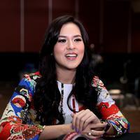 Raisa melakukan rehearsal jelang konsernya (Foto: WImbarsana/Bintang.com)