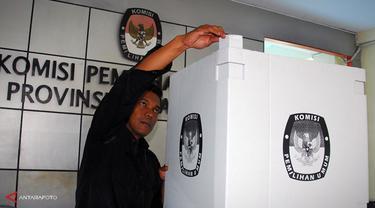 Ilustrasi Pemilu - KPU