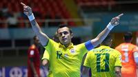 Bintang futsal asal Brasil, Falcao. (dok. FIFA)