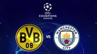 Liga Champions - Borussia Dortmund Vs Manchester City (Bola.com/Adreanus Titus)