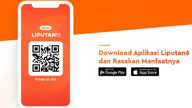 Aplikasi terbaru Liputan6.com