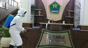 ODP dan PDP Bertambah, Kota Malang Belum Ada Peta Sebaran Corona Covid-19