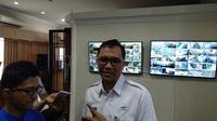 Commercial Director ASDP Yusuf Hadi (Dok Foto: Liputan6.com/Maulandy Rizky Bayu Kencana)
