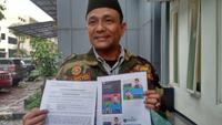 Asisten Divisi Kerja Sama Satkorwil Banser Jatim Abdul Rosyid