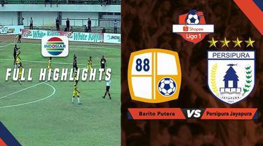 Berita video highlights Shopee Liga 1 2019 antara Barito Putera melawan Persipura Jayapura yang berakhir dengan skor 0-4, Jumat (23/8/2019).