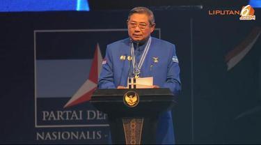 Menjelang kongres yang berlangsung 11 Mei 2015 mendatang, Partai Demokrat digoyang masalah internal. Ketua Umum Partai Demokrat Susilo Bambang Yudhoyono atau SBY kini bahkan mendapatkan somasi dari kadernya sendiri.