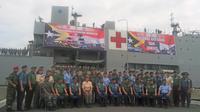 Demi meningkatkan kerja sama RI-Timor Leste, Presiden Jokowi terbang ke Bumi Lorosae itu hari ini. (Dhimas Prasaja/Liputan6.com)