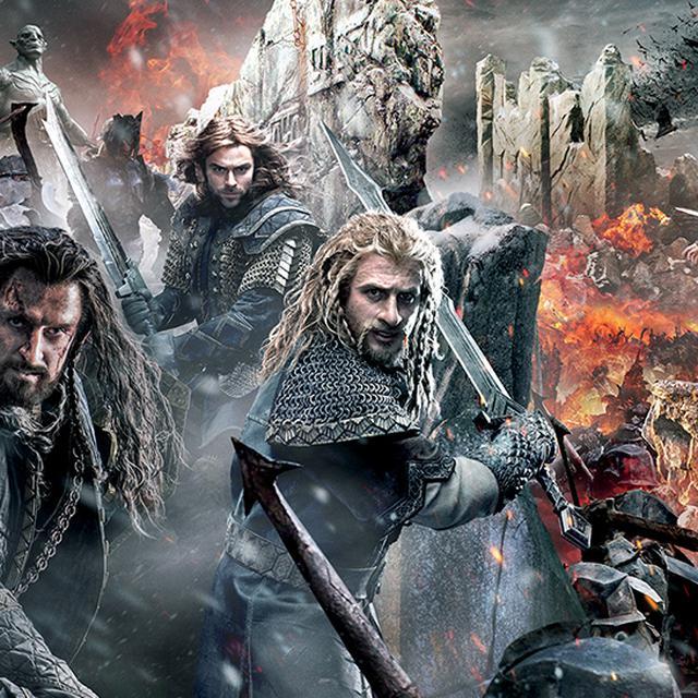 The Hobbit The Battle Of The Five Armies Akhir Sempurna Showbiz Liputan6 Com