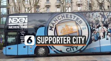 Pemimpin klasemen Manchester City akan main tandang melawan tim debutan dan juru kunci Atalanta pada matchday 4 Grup C Liga Champions 2019-2020, Kamis (7/11/2019)