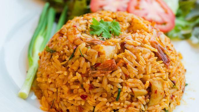 Resep Nasi Goreng Kambing Yang Istimewa Lifestyle Fimela Com