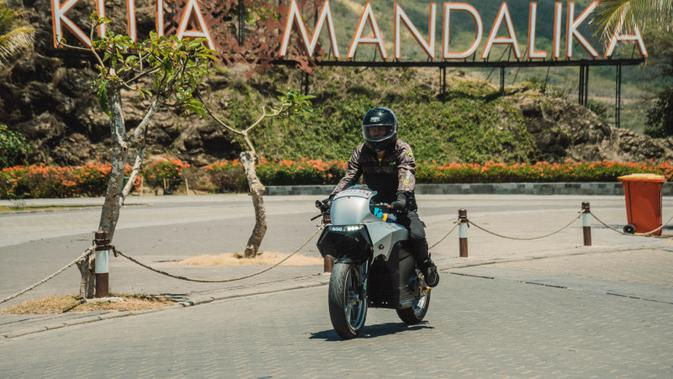 Ini Arti BL-SEV01, Motor Sport Listrik Garapan Universitas Budi Luhur