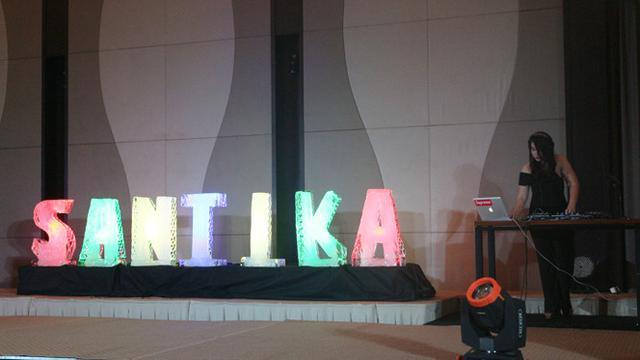 Fashion Show dan DJ Musik Meriahkan Media Gathering Santika Indonesia