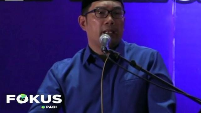 Ridwan Kamil yang berpasangan dengan Cawagub UU Ruhzanul Ulum, yakin bisa menjadi pemenang untuk memimpin Jawa Barat lima tahun mendatang.