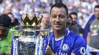 Manajer Chelsea, Maurizio Sarri, memberikan peluang kepada John Terry untuk kembali berseragam The Blues. (AFP/Ben Stansall)