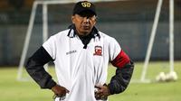 Rahmad Darmawan, pelatih Madura United. (Bola.com/Aditya Wany)