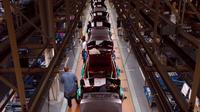 manufaktur yang dipersiapkan Hyundai memiliki kapasitas produksi sebanyak 300 ribu unit.
