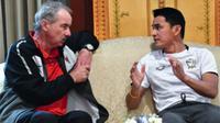 Pelatih Indonesia, Alfred Riedl, memuji masih berkobarnya semangat dalam turnamen. (Sumber IG affsuzukicup)