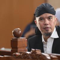 Ahmad Dhani. (Nurwahyunan/Bintang.com)