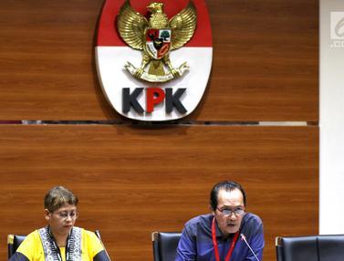 Ciduk Direktur Krakatau Steel KPK Amankan Uang Rp 20 Juta