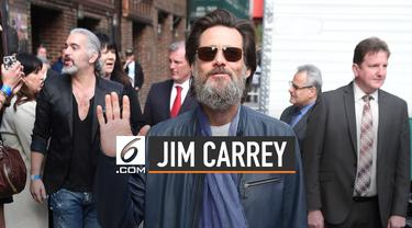 Alasan Jim Carrey Tak Mau Berfoto dengan Fans