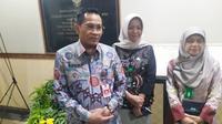 Pelaksana Tugas (Plt) Kepala Dinas Pendidikan Jawa Timur, Hudiyono. (Foto: Liputan6.com/Dian Kurniawan)