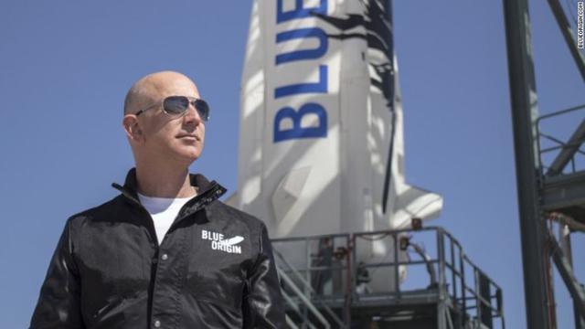Blue Origin. (Foto: CNN Money)